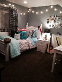 Trendy Decoration Ideas For Teenage Bedroom Design 05