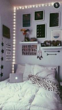 Trendy Decoration Ideas For Teenage Bedroom Design 16