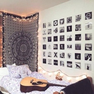 Trendy Decoration Ideas For Teenage Bedroom Design 20