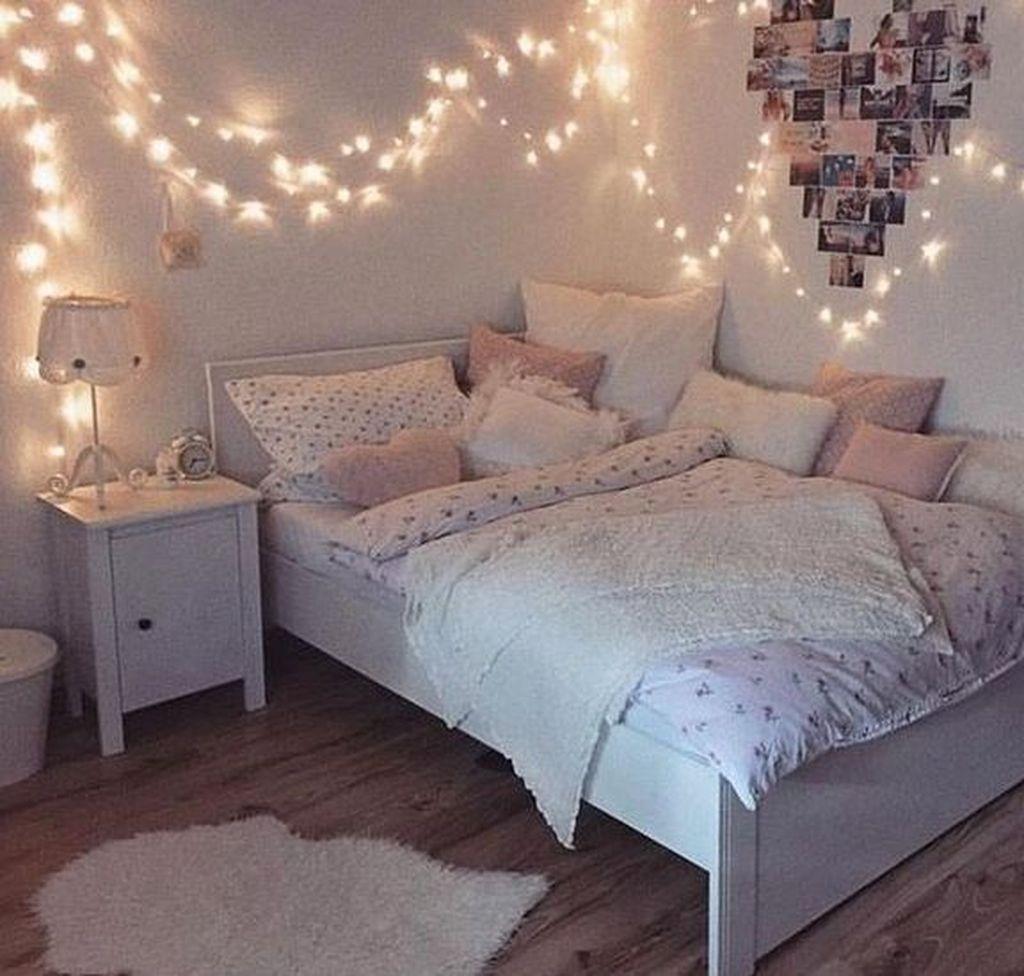 Trendy Decoration Ideas For Teenage Bedroom Design 23