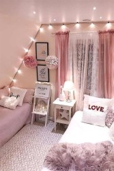 Trendy Decoration Ideas For Teenage Bedroom Design 25