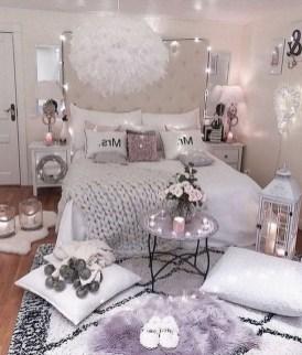 Trendy Decoration Ideas For Teenage Bedroom Design 33