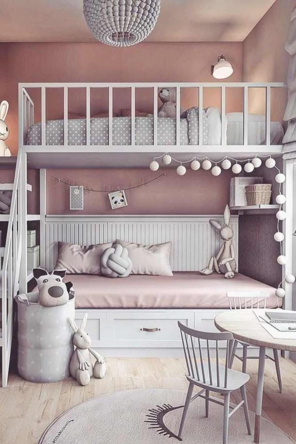 Trendy Decoration Ideas For Teenage Bedroom Design 37