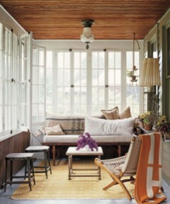 Unordinary Sunroom Design Ideas For Interior Home 02