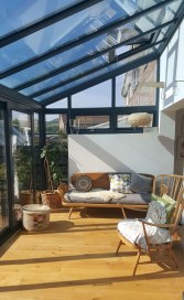 Unordinary Sunroom Design Ideas For Interior Home 11