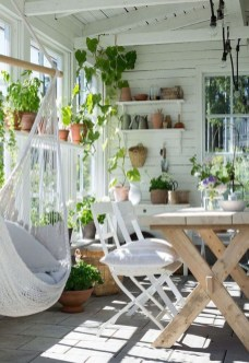 Unordinary Sunroom Design Ideas For Interior Home 24