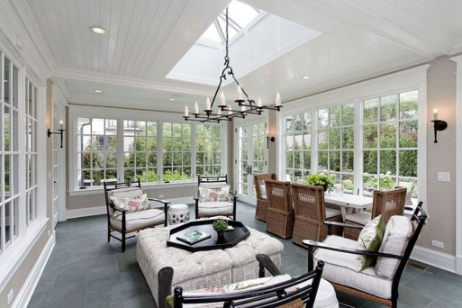 Unordinary Sunroom Design Ideas For Interior Home 33