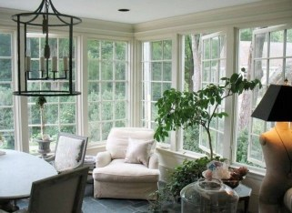 Unordinary Sunroom Design Ideas For Interior Home 38