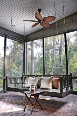 Unordinary Sunroom Design Ideas For Interior Home 40