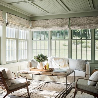 Unordinary Sunroom Design Ideas For Interior Home 45