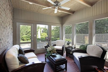 Unordinary Sunroom Design Ideas For Interior Home 47
