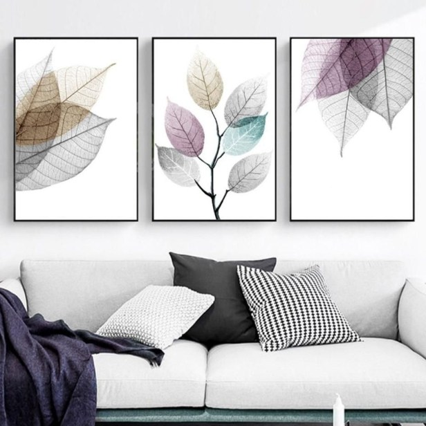 Amazing Wall Art Design Ideas For Living Room 16