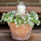 Beautiful Summer Container Garden Flower Ideas 46