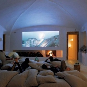 Best Small Movie Room Design For Your Happiness Family 19