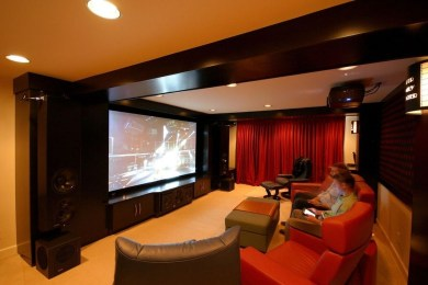 Best Small Movie Room Design For Your Happiness Family 22