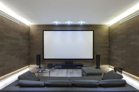 Best Small Movie Room Design For Your Happiness Family 34