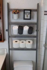 Brilliant Bathroom Storage Ideas For Your Bathroom Design 14