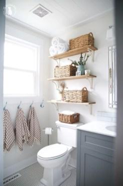 Brilliant Bathroom Storage Ideas For Your Bathroom Design 36
