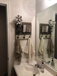 Brilliant Bathroom Storage Ideas For Your Bathroom Design 40