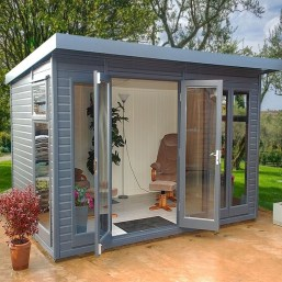 Classy Summer House Ideas For Home Interior 22