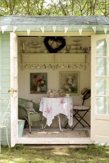 Classy Summer House Ideas For Home Interior 26