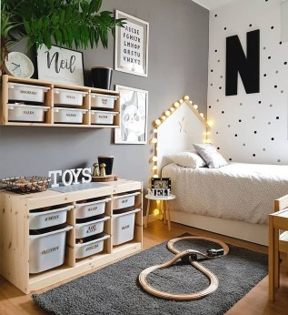 Gorgeous Bedroom Decoration Ideas For Kids 08