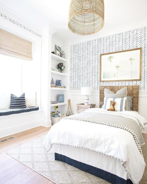 Gorgeous Bedroom Decoration Ideas For Kids 24