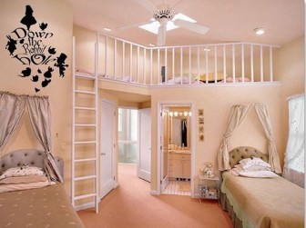 Gorgeous Bedroom Decoration Ideas For Kids 40