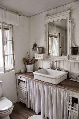 Impressive Vintage Bathroom Decoration You'll Love 50