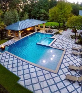 Innovative Small Swimming Pool For Your Small Backyard 03