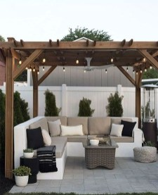 Inspiring Backyard Patio Design Ideas With Beautiful Landscaping 04