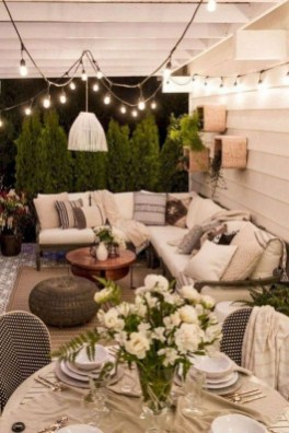 Inspiring Backyard Patio Design Ideas With Beautiful Landscaping 26