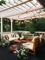 Inspiring Backyard Patio Design Ideas With Beautiful Landscaping 45