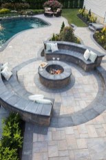 Marvelous Outdoor Fire Pit Ideas To Enjoying This Summer 39