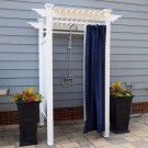 Popular Outdoor Shower Ideas With Maximum Summer Vibes 24