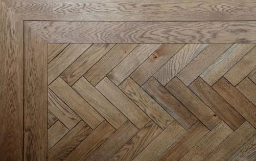 Stunning Wood Floor Ideas To Beautify Your Kitchen Room 02