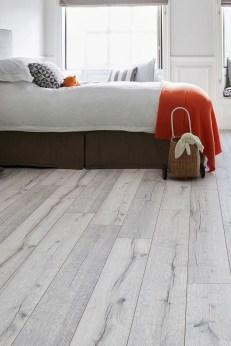 Stunning Wood Floor Ideas To Beautify Your Kitchen Room 10