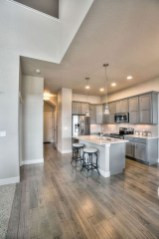 Stunning Wood Floor Ideas To Beautify Your Kitchen Room 43