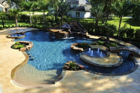 The Best Swimming Pool Design Ideas For Summer Time 01