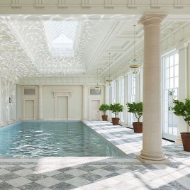 The Best Swimming Pool Design Ideas For Summer Time 08
