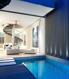 The Best Swimming Pool Design Ideas For Summer Time 14