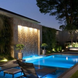 The Best Swimming Pool Design Ideas For Summer Time 20