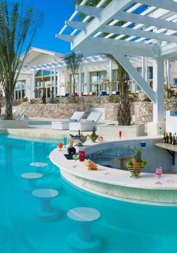 The Best Swimming Pool Design Ideas For Summer Time 44
