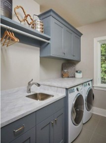 Wonderful Laundry Room Decorating Ideas For Small Space 12