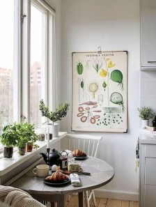 Affordable Decoration Ideas For Small Apartment 24