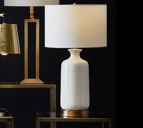 Awesome Table Lamp Ideas To Brighten Up Your Work Space 23