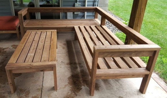 Best DIY Outdoor Furniture Ideas You Can Put In Garden 11