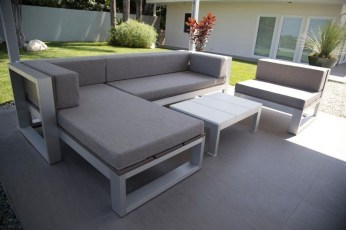 Best DIY Outdoor Furniture Ideas You Can Put In Garden 34