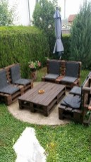 Best DIY Outdoor Furniture Ideas You Can Put In Garden 36