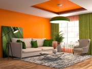 Best Ideas To Bring A Pop Of Bright Color Into Your Interior Design 46